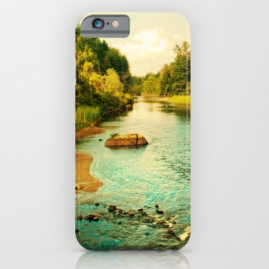 Peaceful Interlude iPhone & iPod Case
