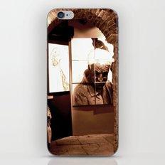 Trapped Man iPhone & iPod Skin