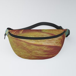physalis - background texture Fanny Pack
