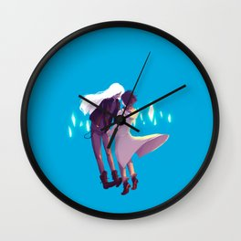 your hands Wall Clock