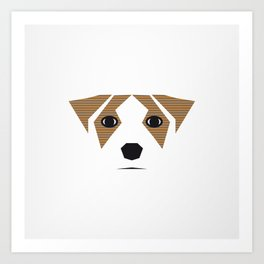 this is my dog Art Print