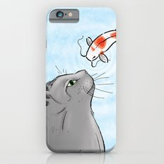 Koi and Cat iPhone 6s Slim Case