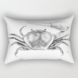 Fiddler Crab Rectangular Pillow