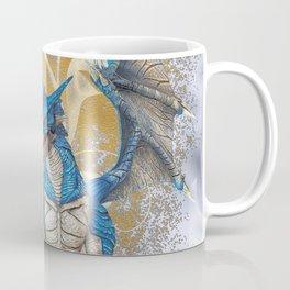 Blue Dragon Coffee Mug