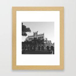 Ciutadella City Hall Framed Art Print