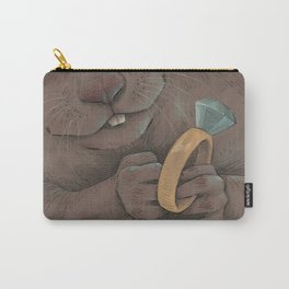 Monogomouse Carry-All Pouch