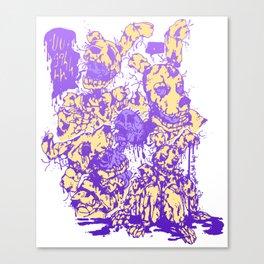 Springtrap (Colored version) Canvas Print
