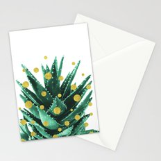 Christmas Succulent Stationery Cards