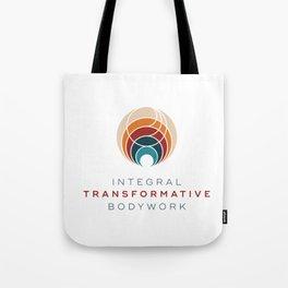 ITB stacked logo Tote Bag