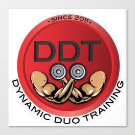 Men's DDT T's Canvas Print