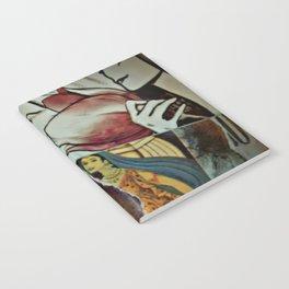 Blue Veil Notebook