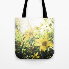 LUV IN THE SUN Tote Bag