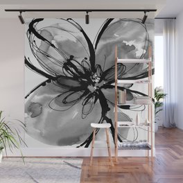 Ecstasy Bloom No.17p by Kathy Morton Stanion Wall Mural