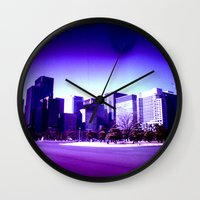 tokyo Wall Clocks featuring TOKYO by very giorgious