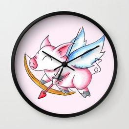 Cupiggy Wall Clock
