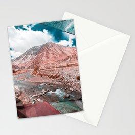 When exploring Ladakh, Be traveler not Tourist ... Stationery Cards