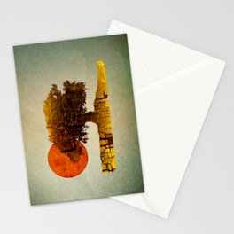 Under the tuscan sun Stationery Cards