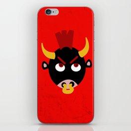 Furia Roja iPhone Skin