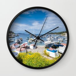 Hvar 3.5 Wall Clock