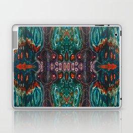 Pulse of Kelp (Sonic Sea Surge) Laptop & iPad Skin
