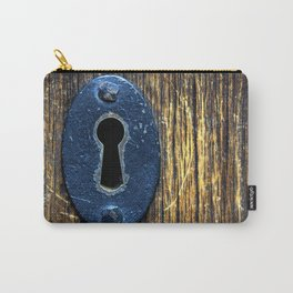 Throw Away The Key Carry-All Pouch