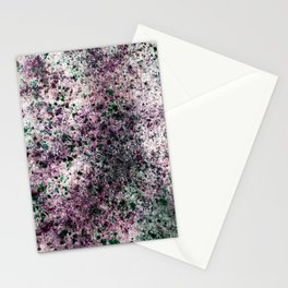 Abstract Artwork Colourful #8 Stationery Cards