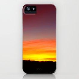 Sunset by Janina Kasiliauskaite iPhone Case