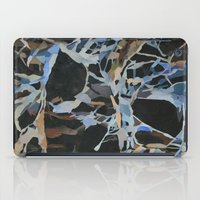 insect iPad Cases featuring Insect Graveyard by Rachel Hoffman