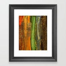 Sparkle and Shine Framed Art Print