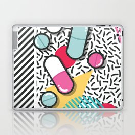 Pills pattern 018 Laptop & iPad Skin