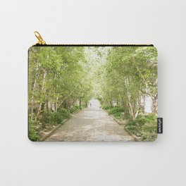 Walk Me down the Trail  Carry-All Pouch