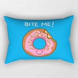 Tasty Comeback Rectangular Pillow