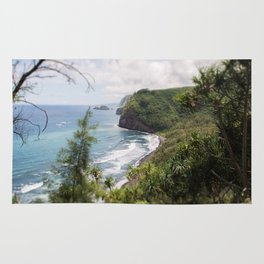 Pololu valley Rug
