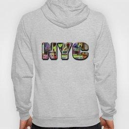 NYC (typography) Hoody