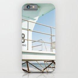 Carlsbad Beach Tower iPhone Case