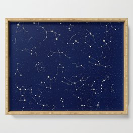 Constellations Serving Tray