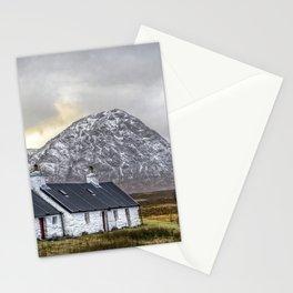 Black Rock Cottage  Glencoe Stationery Cards