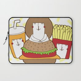 Would you like some fries with that shake? Laptop Sleeve