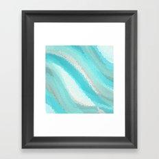 Calypso Cool Framed Art Print