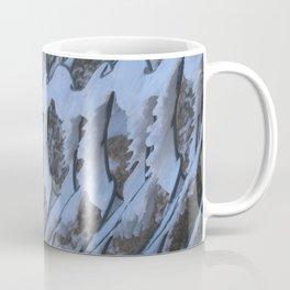 Frozen abstract Coffee Mug
