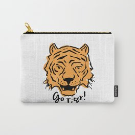 Go Tiger! Carry-All Pouch