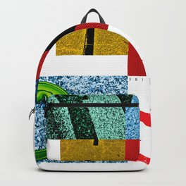 F R I E N D S Backpack