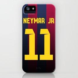 Neymar Jr. Jersey iPhone Case