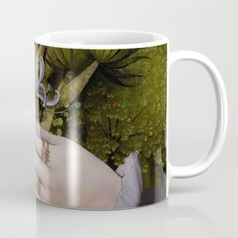 """The hands of Bosch and the Spring"" Coffee Mug"