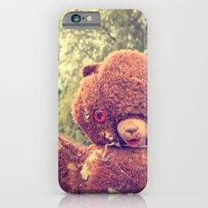 Creepy Teddy iPhone 6s Slim Case