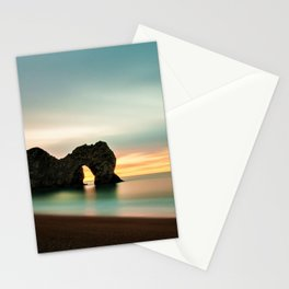 Durdle Door Arch, Jurassic Coast Dorset, England Stationery Cards
