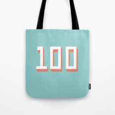 The 100 Tote Bag