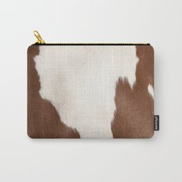 Brown Cowhide v4 Carry-All Pouch