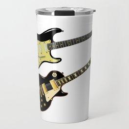 Elecric Guitars Travel Mug