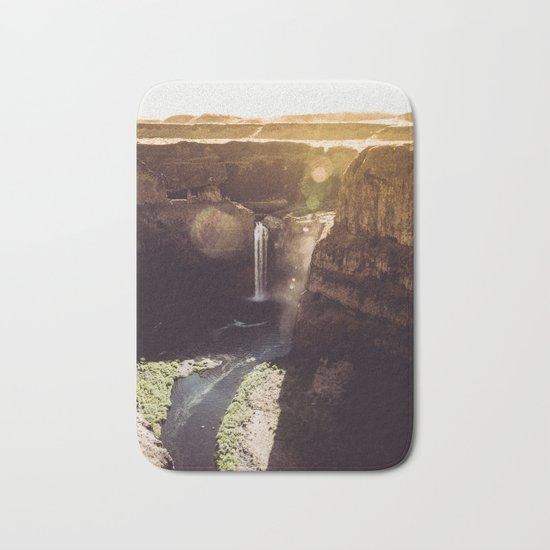 Desert Waterfall Bath Mat
